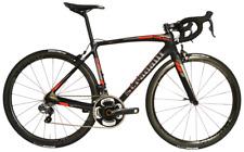 CARBON FIBER ROAD BICYCLE STRADALLI ULTEGRA 8050 Di2 FSA POWER METER METRON 40