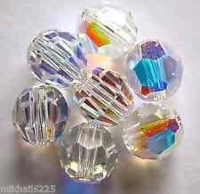 3 5mm Swarovski 5000 Crystal Rounds -- Crystal AB