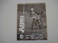 advertising Pubblicità 1978 MOTO ASPES 125 e RENATO ZOCCHI