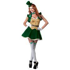 Leprechaun Costume Adult Sexy Irish Girl St. Patrick's Day Fancy Dress