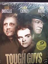 Tough Guys of Hollywood Movies 3 DVD BOX TIN 9 MOVIES BRAND NEW FREE SHIP