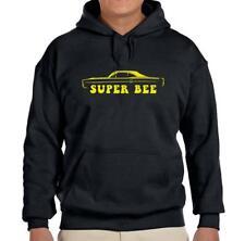 1968 Dodge Coronet Super Bee Hoodie Sweatshirt FREE SHIP