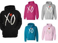 XO THE WEEKND hoodies , Hooded Sweatshirts XO TILL OVOXO XO THE WEEKND