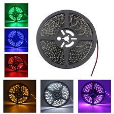 2Pcs 12V / 24V 5M 500cm 1210 3528 300SMD LED Light Strip Waterproof Strip