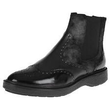 GEOX Prestyn D745WD-038PV-C9999 Damenschuhe Chelsea Boots black