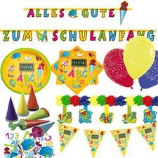 ABC Schuleinführung Schulanfang Party Deko Einschulung - Alles Gute zum Schulanf