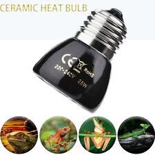 110V 220V 20-100W E27 Ceramic Heat Bulb Infrared Emitter Brooder Lamp  Grow-