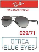 Occhiali da Sole RAYBAN RB3549 029/11 Classic PILOT Sunglasses Ray Ban gafas sol