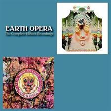 Earth Opera - Complete Elektra Recordings (2 Cd)