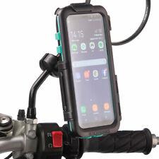Ultimateaddons Samsung Galaxy Mirror Mount Motorcycle Bike Waterproof Case Kit