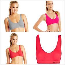 a74574cba604c New Arrival Lorna Jane Warrior Seamless Sport Bra Crop Top Yoga Fitnes Size  XS-L