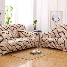 Sofabezug 1,2,3,4 Sitzer Cover Abdeckung Stretch Sesselhuss Couch Schonbezug #08