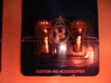 9 LED AMBER TRUCK LIGHT BULBS 38329 912/921 WEDGE BASE