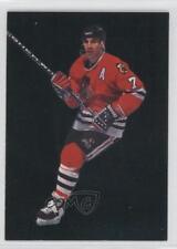 1995-96 Parkhurst International Emerald Ice #38 Chris Chelios Chicago Blackhawks