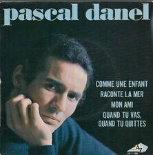 EP 4 TITRES--PASCAL DANEL--COMME UNE ENFANT