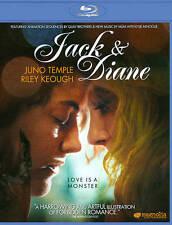 Jack & Diane (Blu-ray Disc, Juno Temple, Riley Keough, Kaylie Minogue, 2013)