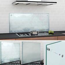 6mm ESG Glas Küchenrückwand Fliesenspiegel Glasplatte Rückwand Spritzschutz