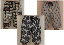 Mens SLEEP SHORTS Trunks Boxers PJ Sleepwear Underwear 3 designs avail S M L XL