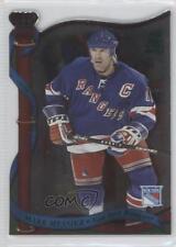 2001-02 Pacific Crown Royale #97 Mark Messier New York Rangers Hockey Card