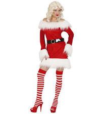 Vestito Natalizio Donna Babba Natale PS 22506
