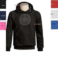 Torus Sacred Geometry  Sweatshirt  Hoodie SIZES S-3XL