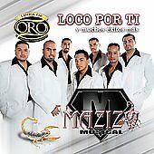 FREE US SHIP. on ANY 2 CDs! NEW CD Mazizo Musical: Loco Por Ti Y Muchos Exitos M