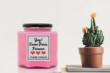 Fiançailles Cadeau, Cadeau Pour Ami, Drôle Cadeau, bougies, candle, cadeau de mariage