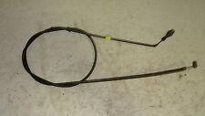 1971 Truimph Bonneville T120R 650 T-120 S251 clutch cable
