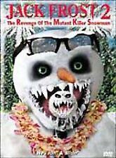 Jack Frost 2: Revenge of the Mutant Killer Snowman DVD, David Allen Brooks, Eile