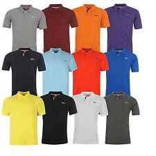 SLAZENGER Polo Shirt Polohemd Poloshirt Hemd Golf S M L XL XXL 3XL 4XL XXXXL Neu