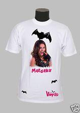 tee shirt enfant REF 63 chica vampiro personnalisé avec prénom