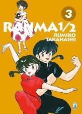 Rumiko Takahashi RANMA 1/2 NEW EDITION n. 3 Star Comics