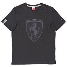 Puma Ferrari Shield Tee - Men`s - Black