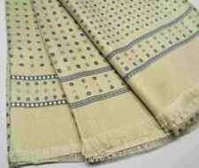 SCIARPA SETA SILK UOMO beige ELEGANTE SINGOLA MADE ITALY classe man scarf