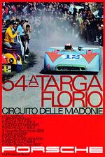 Porsche Targa Florio 54 print