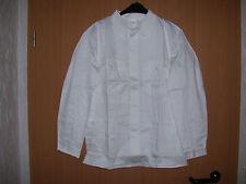 Jacke Kittel Arbeitsjacke weiß weiss mit 4 Taschen Grösse 50 52 56 58 neu