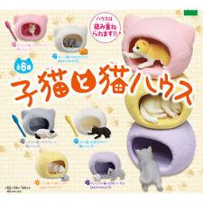 Kitten in House Mini Figure Collection