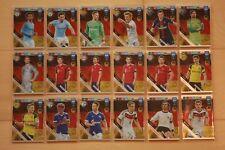 Panini Adrenalyn XL FIFA 365 2019 German Star Karten Cards aussuchen choose