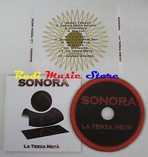 CD SONORA LA TERZA META'  MAX EVANGELISTA ALE DE GIORGI BENVEGNU' NO lp mc dvd