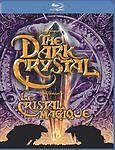 The Dark Crystal (Blu-ray Disc, 2009, Canadian)