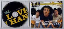 JAG Lover In Handcuffs 2006 UK 1-trk promo CD