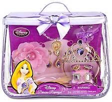Disney Tangled Rapunzel Costume Tiara Accessories 10 Piece Set