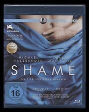 BLU-RAY SHAME mit MICHAEL FASSBENDER - Regie: Steve McQueen *** NEU ***