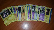 Carte Pokémon Holo Bloc NB et XY à l'unité