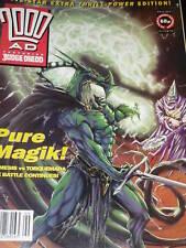 2000 AD Comic - PROG 824 - Date 27/02/1993 - UK Fleetway Comics