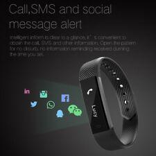 Bluetooth Podomètre Montre Smart Anti-Perdu Bracelet Sport Fitness Bracelet