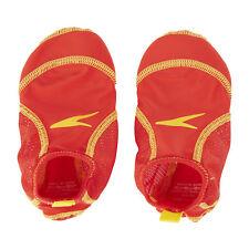 Speedo Junior Pool Sock Red