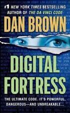 Digital Fortress: A Thriller, Dan Brown, 0312995423, Book, Acceptable