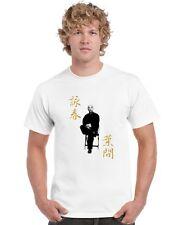 Wing Chun Wing Tsun Grandmaster Yip Man Ip Man Sitting Design T Shirt