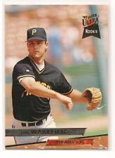 Tim Wakefield 1993 93 Ultra Rookie Card